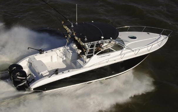 Fountain 33 Sportfish Cruiser Manufacturer Provided Image