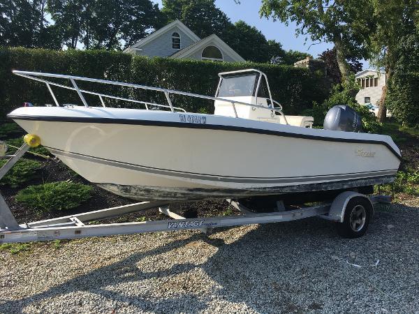 Mako 192 Center Console Used Boat Mako Center Console For Sale Four Stroke