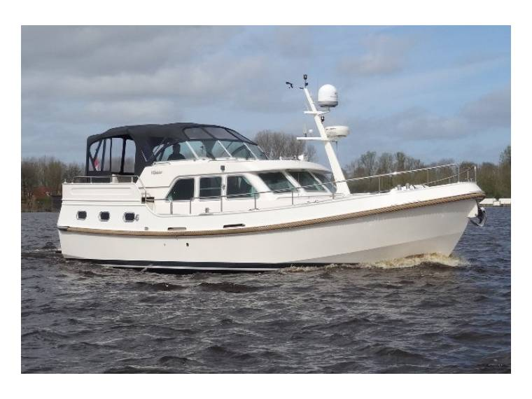Linssen Grand Sturdy 430 AC Mark II  Twin