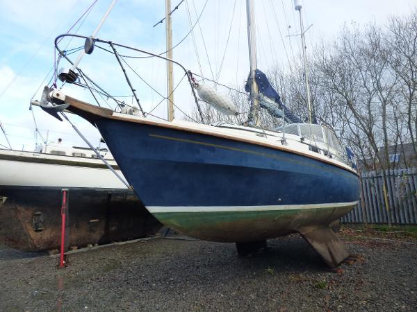 Westerly Pentland 32