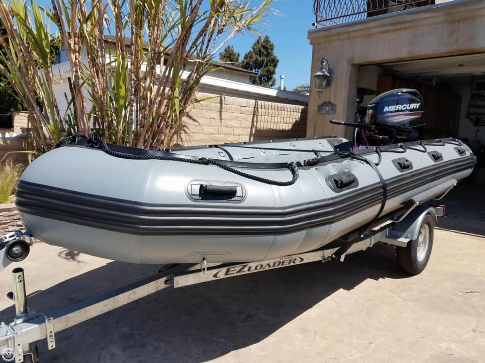 2016 INMAR Inflatable Boats 470-PT, South Lake Tahoe California