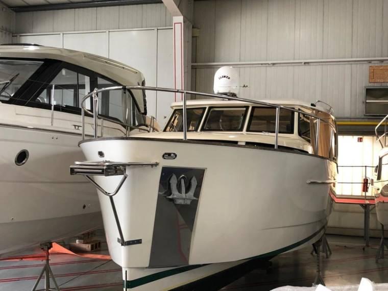 Greenline Greenline 33 Hybrid Ready Motorboot