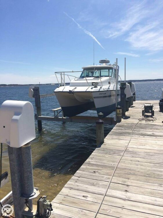 Glacier Bay Coastal Runner 2685 Special 2005 Glacier Bay Coastal Runner 2685 Special for sale in Solomons, MD
