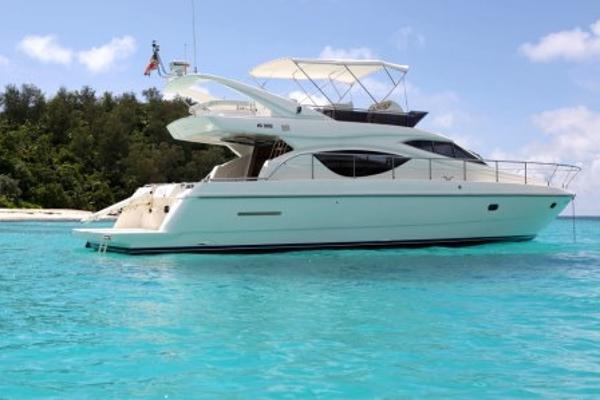 Ferretti Yachts 500 Elite Ferretti 500 Elite - Seychelles