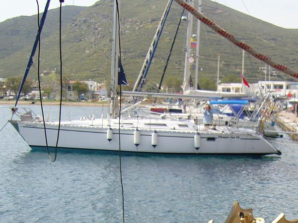 Olympic Sea 42 / Sun Legende 41