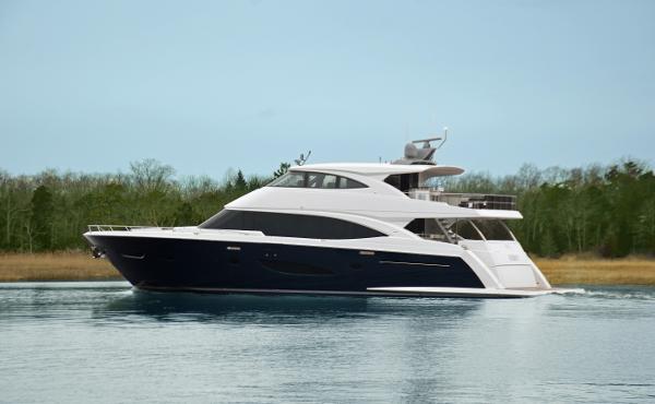Viking 93 Motor Yacht (93-802)