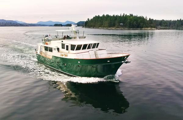Independent Shipwright Trawler 60
