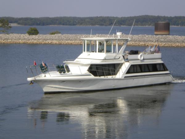 Bluewater Coastal Cruiser Main View
