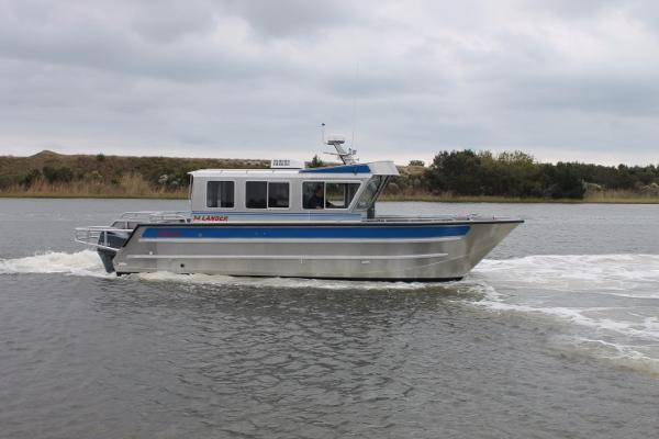 Armstrong Marine 34' Bow Lander