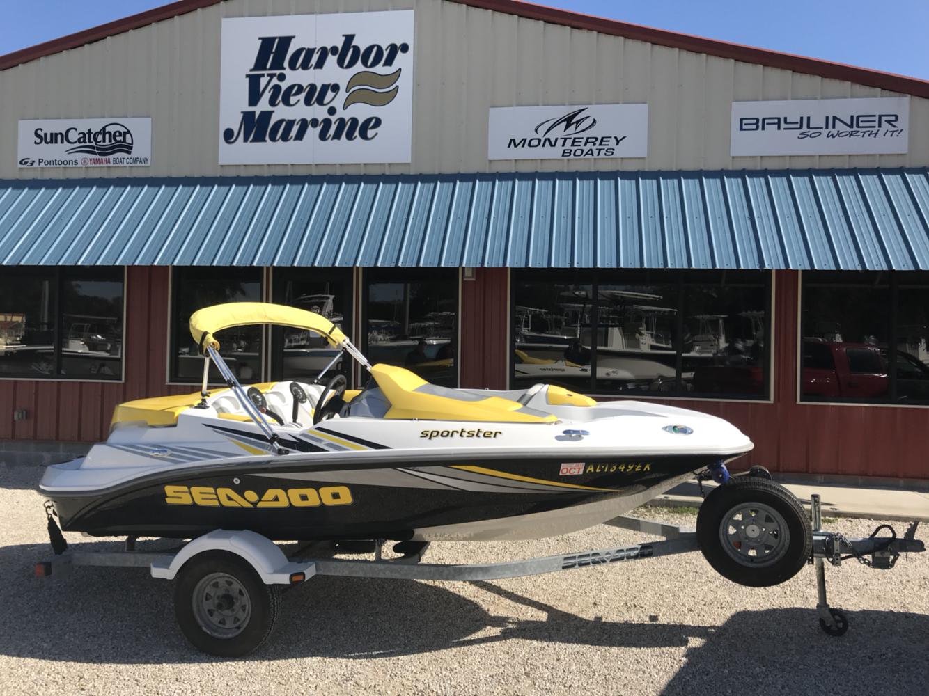 Sea-Doo Sport Boats sportster 215