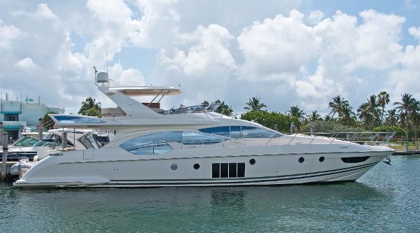 Azimut Motoryacht Profile