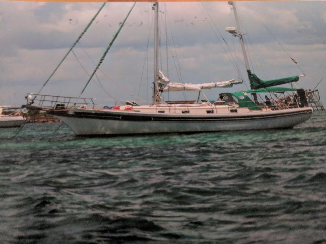 Bayfield Bayfield 40 Ketch