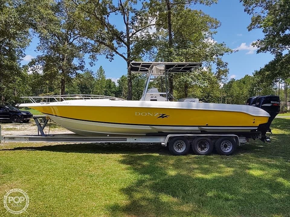 Donzi 30 ZF Cuddy 2000 Donzi 29 for sale in Reevesville, SC