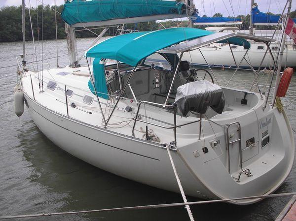 Beneteau Oceanis 321 Oceanis 321