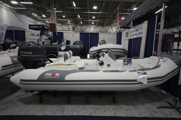 Avon Seasport 400 Deluxe NEO 50hp In Stock