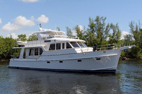 Grand Banks 59 Aleutian RP Profile
