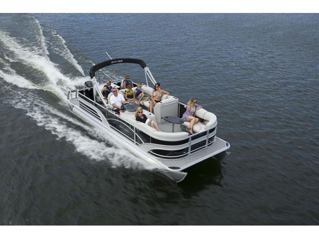 Sylvan 8522 Cruise-n-Fish LE