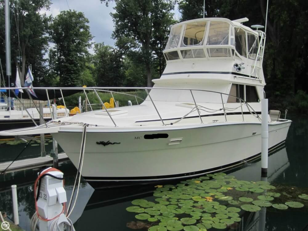 Viking 35 Convertible 1984 Viking 35 Convertible for sale in Grosse Ile, MI