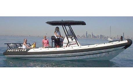 Protector 25 Center Console