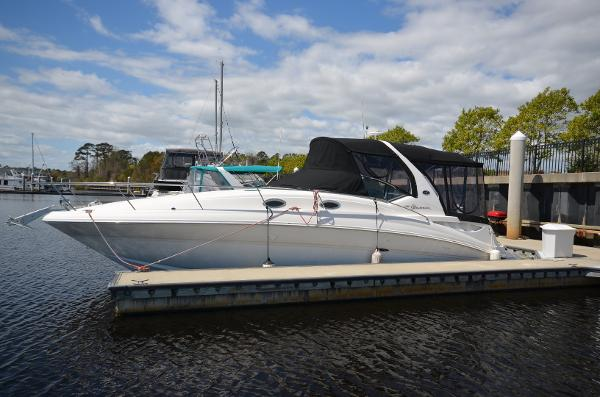 Sea Ray 320 DA with 2011 Blocks