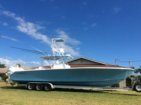 seahunter 40 OPEN
