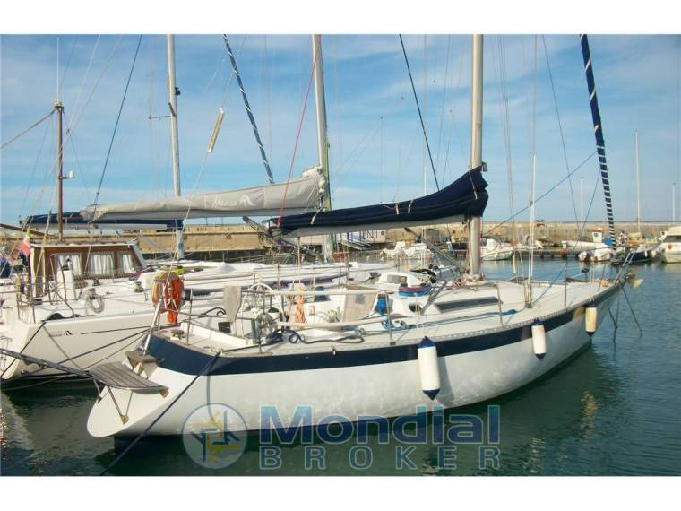 OYSTER MARINE OYSTER 37