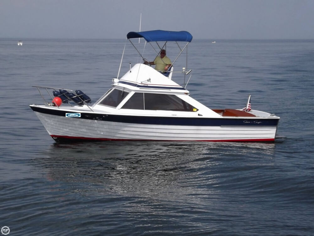 Chris-Craft 28 Sea Skiff 1966 Chris-Craft 28 Sea Skiff for sale in Palm Harbor, FL