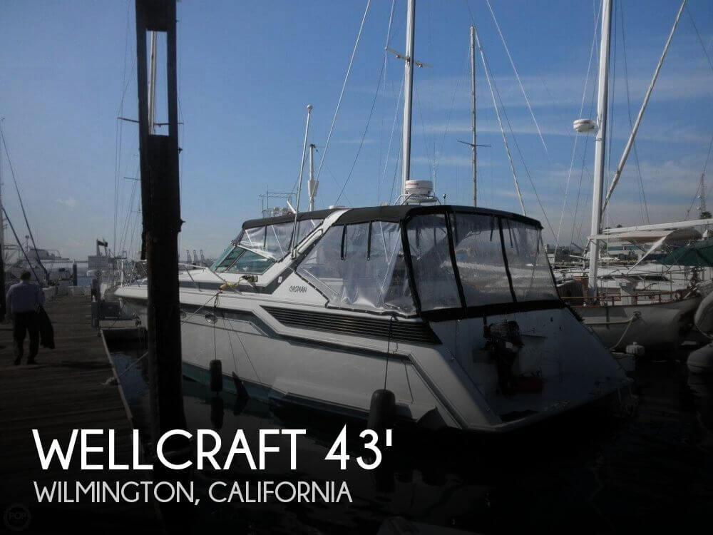 Wellcraft 43 Portofino 1987 Wellcraft 43 Portofino for sale in Wilmington, CA