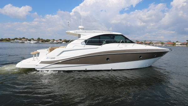 Cruisers Yachts 41 Cantius Profile