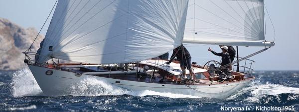 Camper & Nicholsons Classic yacht