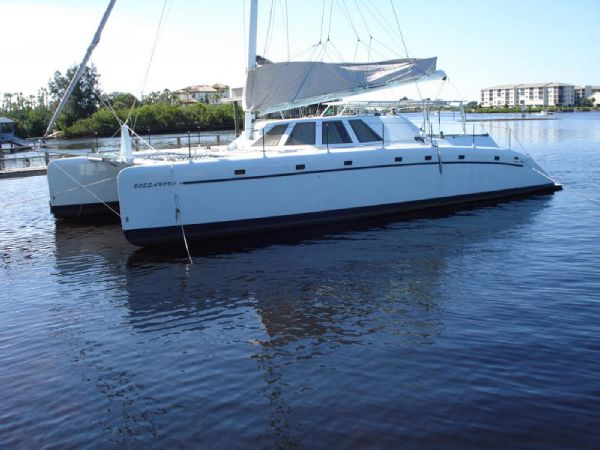 Berkstresser  Performance Catamaran