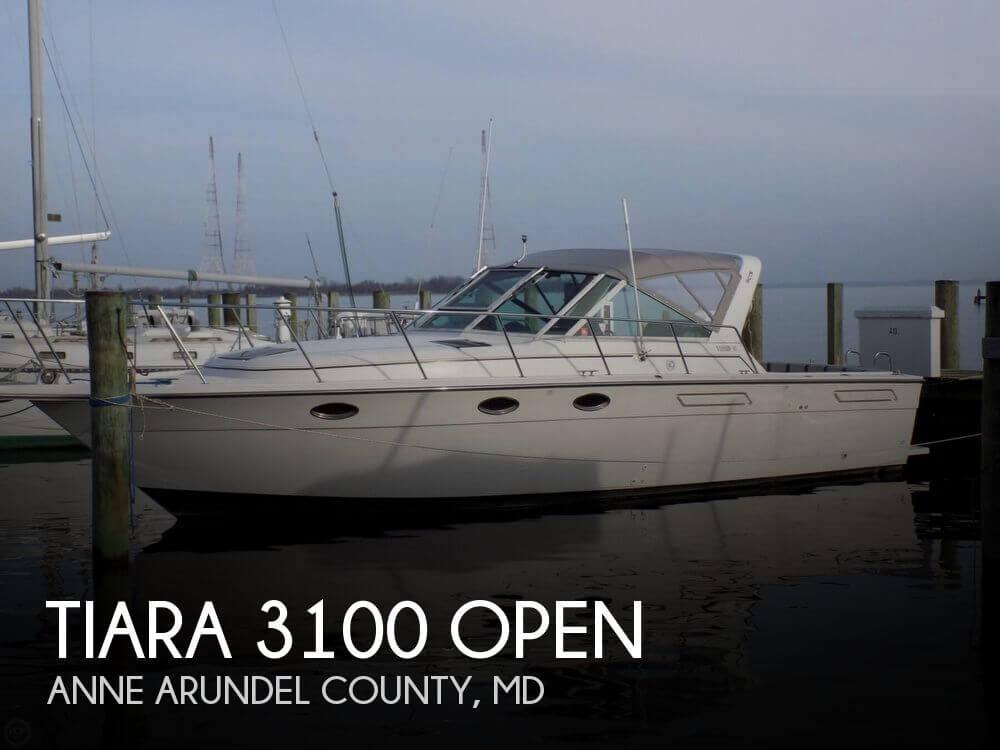Tiara 3100 Open 1988 Tiara 3100 Open for sale in Annapolis, MD