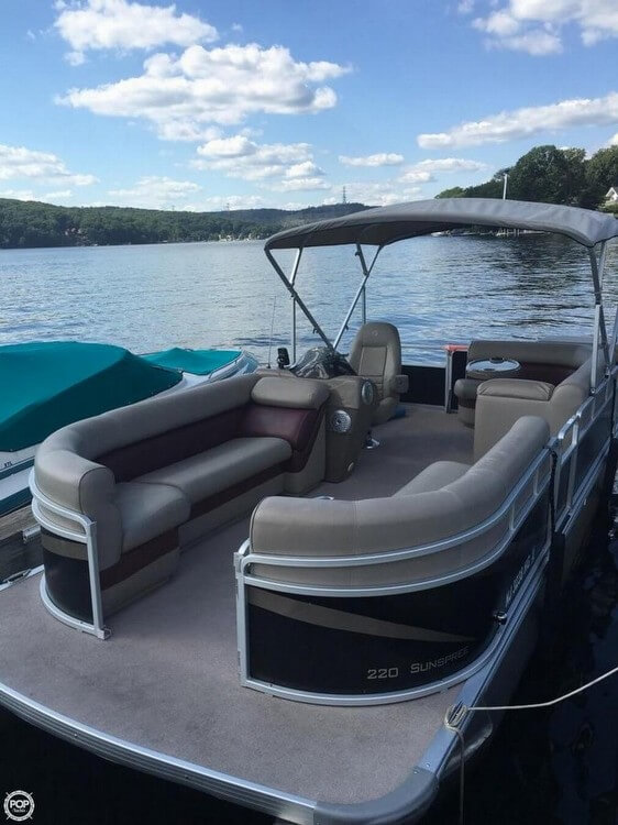 Premier 220 SunSpree 2013 Premier 220 Sunspree for sale in Lake Hopatcong, NJ