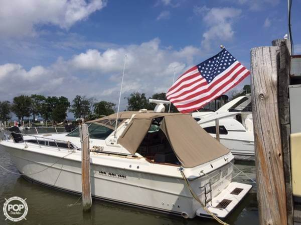 Sea Ray 390 Express Cruiser 1986 Sea Ray 390 Express for sale in Chestertown, MD