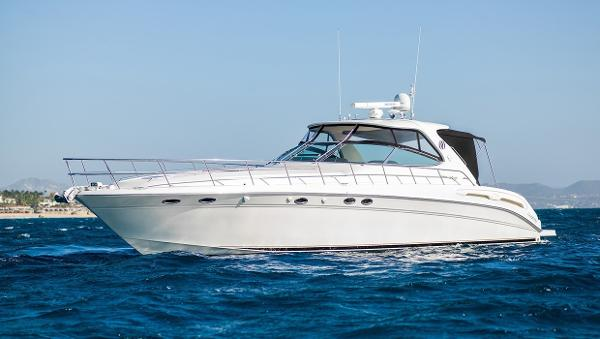 Sea Ray 540 Sundancer Profile