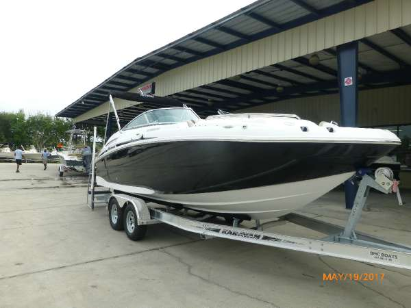 HURRICANE BOATS SD 2200 DC OB