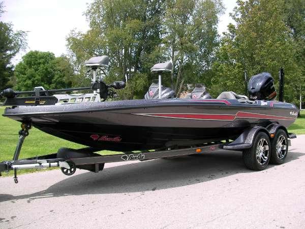 Bass Cat Boats 2018 BassCat Jaguar