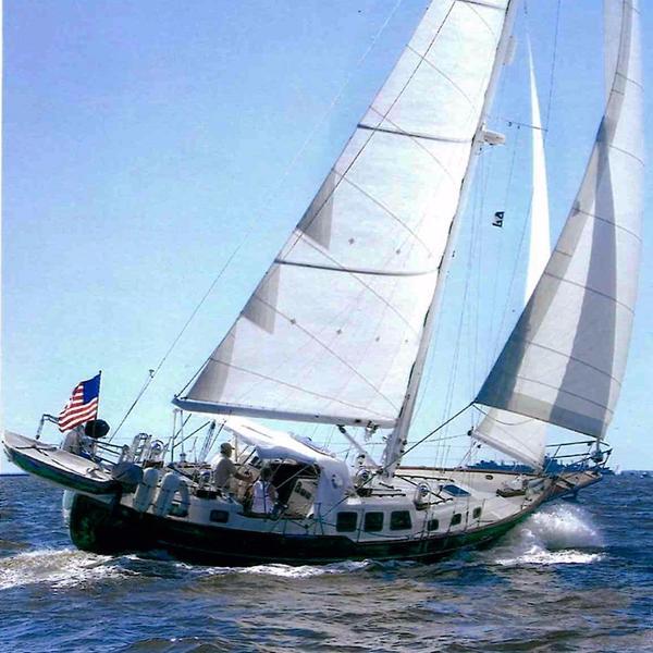 Custom Westsail 42
