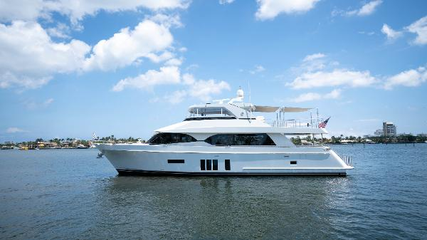 Ocean Alexander Motor Yacht MIMI'S MAGIC