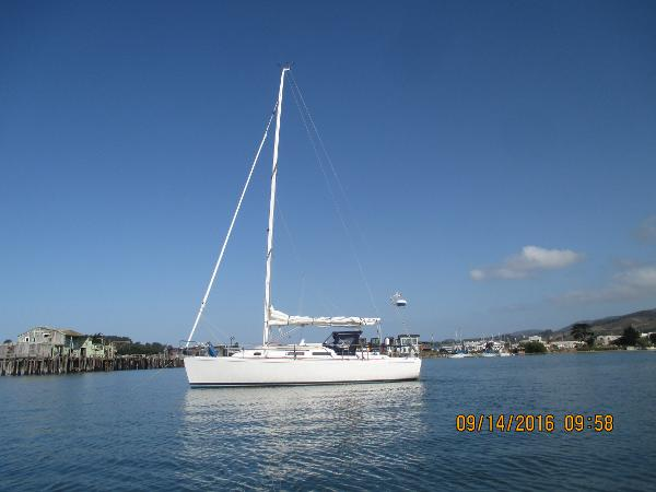 J Boats J/32 Port Side