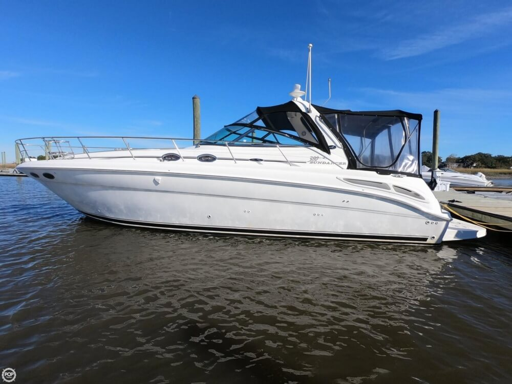 Sea Ray 380 Sundancer 2004 Sea Ray 380 Sundancer for sale in Charleston, SC