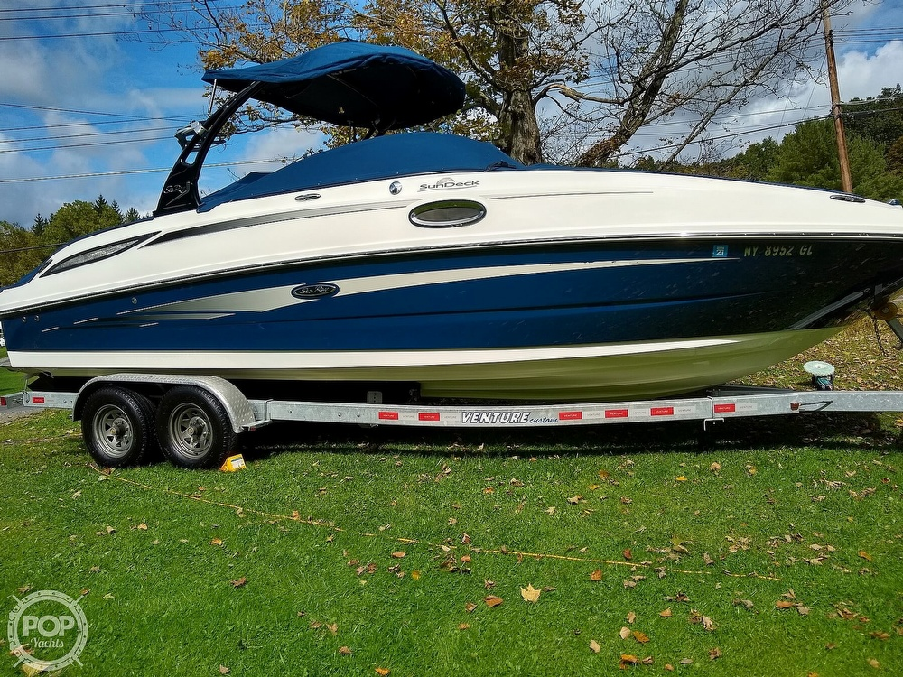 Sea Ray 260 Sundeck 2012 Sea Ray 26 for sale in Ithaca, NY