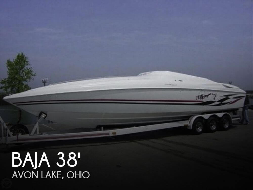 Baja BOSS .38 Special 1997 Baja BOSS .38 Special for sale in Avon Lake, OH