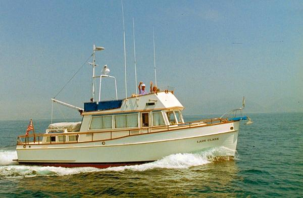 Grand Banks 42 Classic Lady Clare