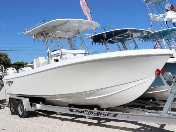 Bluewater Sportfishing 2550