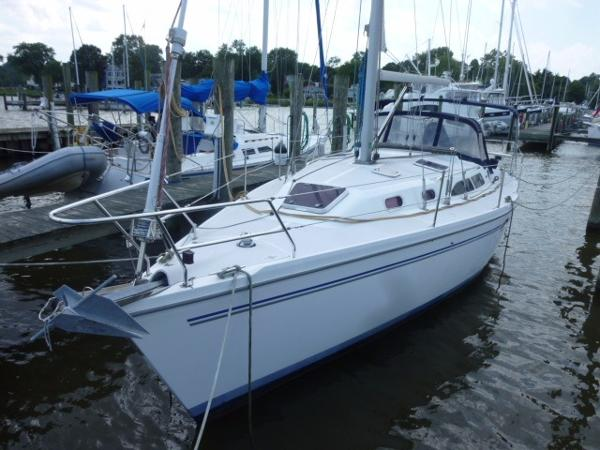 Catalina 350 Wandering Star