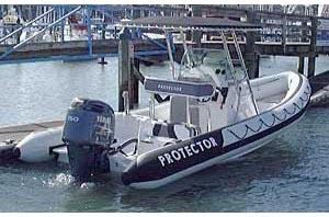 Protector 22 Center Console