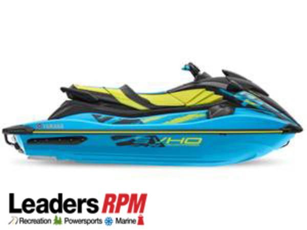 Yamaha WaveRunner GP1800®R SVHO® with Audio