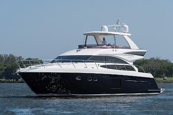 Princess Flybridge 64 Motor Yacht