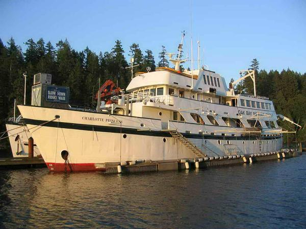Commercial Charter / Camp Vessel